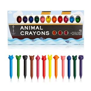 Picture of Animal Crayon Complect