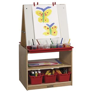 Picture of Kids Drawing Easel