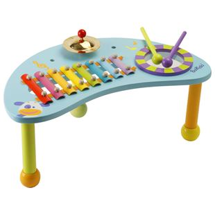 Picture of Wooden Percussion Table