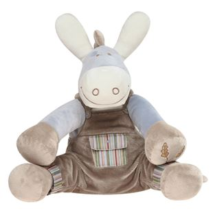Picture of Fluffy Soft Donkey