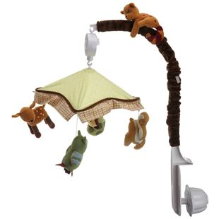 Picture of Animal Bed Stand