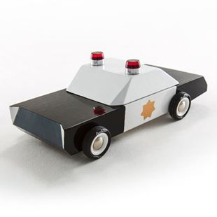 Picture of Police Toy Car