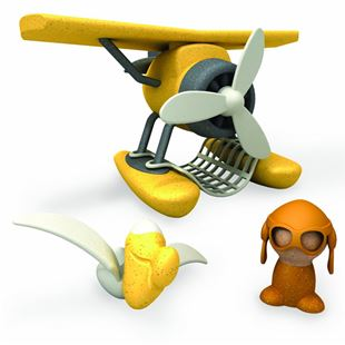 Picture of Toy Plane Complect
