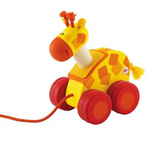 Picture of Giraffe Pull-Along Toy