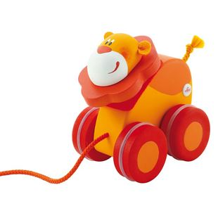 Picture of Lion Pull-Along Toy