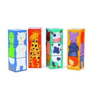 Picture of Classic Animal Cubes