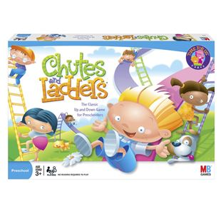 Picture of Chuttes & Ladders Board Game